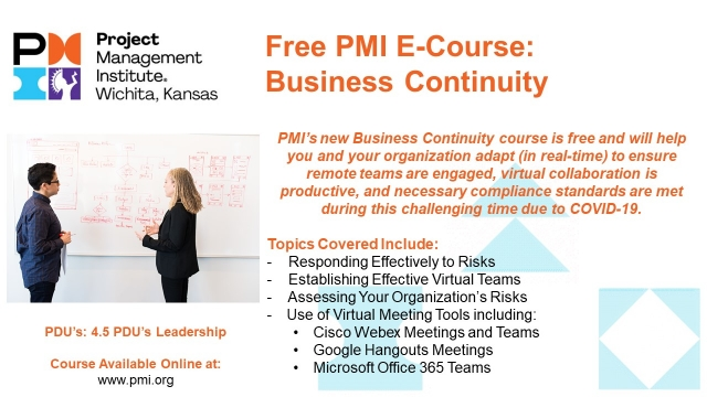 Business Continuity E Course